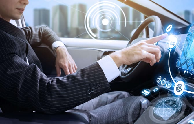 LoJack Connect Car Sharing, così cambia l'auto aziendale