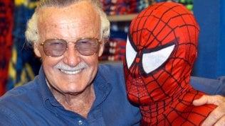 È morto Stan Lee, il padre dei supereoi dell'universo Marvel