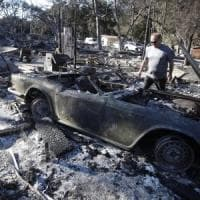 California in fiamme: si contano almeno 44 morti