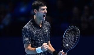 Tennis, Atp Finals: per Djokovic partenza lanciata, a segno anche Zverev