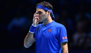 Tennis, Atp Finals: per Federer è già dentro o fuori
