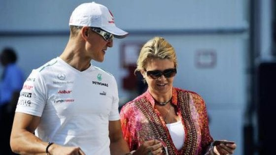 Schumacher, la moglie Corinna rivela: