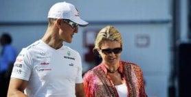 "Corinna: ''Schumacher un combattente, non si arrende"""