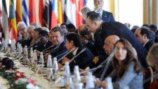 """Haftar diserta il summit sulla Libia e la Turchia lascia Palermo: """"Molto delusi"""" video"""