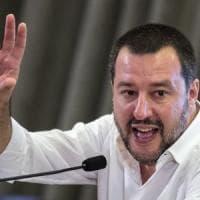 """Salvini: """"Il calcio ha una funzione sociale, il Coni ci metta più soldi"""""""