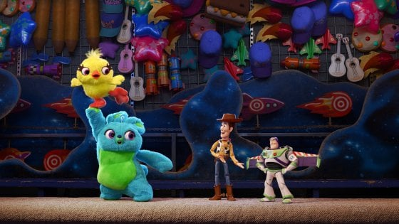 'Toy Story 4' torna questa estate. Oltre a Woody e Buzz arriva Forky