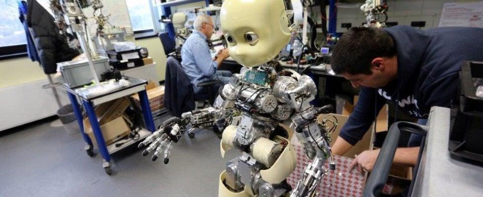L'Italia progetta i robot del futuro, gara dell'Ue da un miliardo di euro
