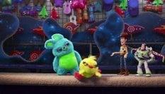 'Toy Story 4' il 27 giugno nelle sale italiane. Con nuovi personaggi