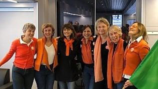 Donne protagoniste non solo in piazza. L'ultima sfida: lista al femminile per le europee