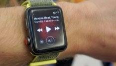 Spotify anche al polso: la musica da scegliere su Apple Watch