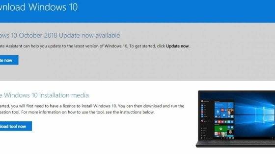 Microsoft, riparte la distribuzione dell