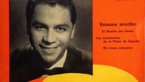Addio a Lucho Gatica, è morto il re del bolero: lanciò 'Bésame mucho'