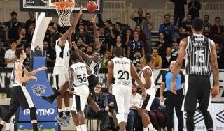 Basket, Eurocup: Trento piega il Villeurbanne. Champions, Venezia s'inchina al Nanterre