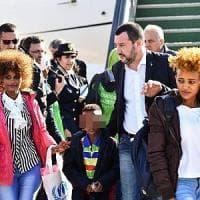 Migranti, 51 in Italia con corridoio umanitario dal Niger