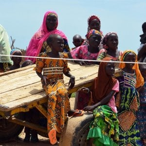 Niger, primo reinsediamento degli scampati dai lager libici nel nostro Paese