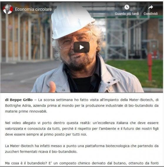 """Sacchetti bio, Grillo ci ripensa. Renzi: """"Dopo tutto il fango..."""""""