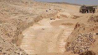 Il sito archeologico di Hatnub, in Egitto