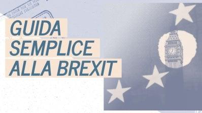Guida semplice all'uscita del Regno Unito dall'Unione europea