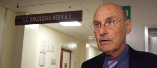 Un riconoscimento alla storia dell'oncologia: a Silvio Monfardini il premio alla carriera Aiom