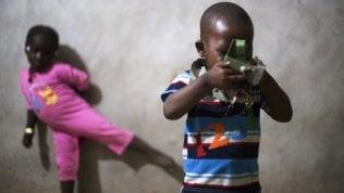 """Roma, all'Auditorium Parco della Musica""""Scatti Liberi"""",l'Africa vista con gli occhi dei bambini"""""""