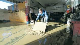 Disastri naturali, sale il conto. Poche risorse per ricostruire