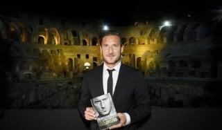 Roma, Francesco Totti entra nella Hall of Fame del club