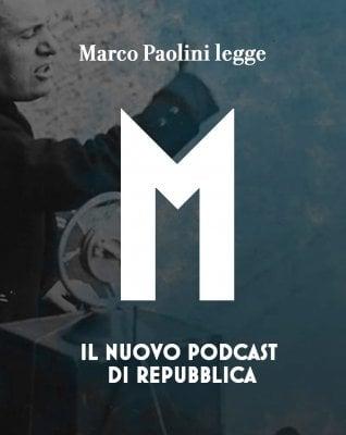 Paolini legge Scurati: Benito e Margherita, pedinati a Venezia
