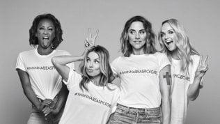 Reunion Spice Girls, felpe e magliette in edizione limitata