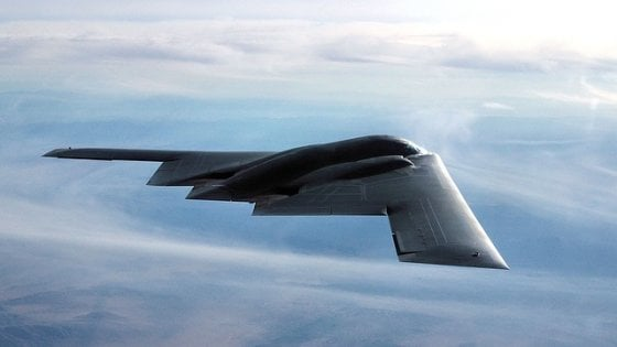 Cina: un radar quantistico per scovare gli aerei invisibili