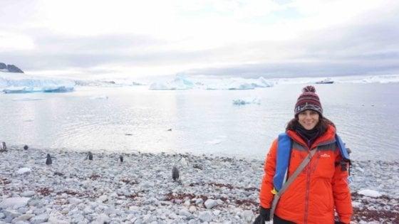 """""""Ai miei alunni racconto la plastica dell'Antartide"""""""