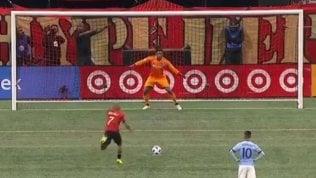 Martinez inventa nuovo rigore:così batte i portieri avversari