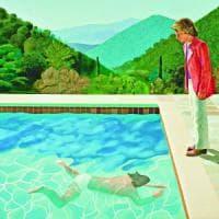 Hockney all'asta per 90 milioni di dollari, record per un artista vivente. Le sue piscine...