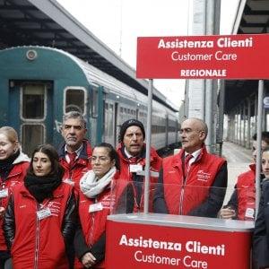 Trasporti, per l'accoglienza ai pendolari in arrivo 520 dipendenti nelle stazioni e sui treni