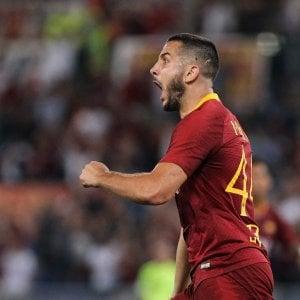 Roma, Kostas Manolas rischia di saltare Udinese e Real