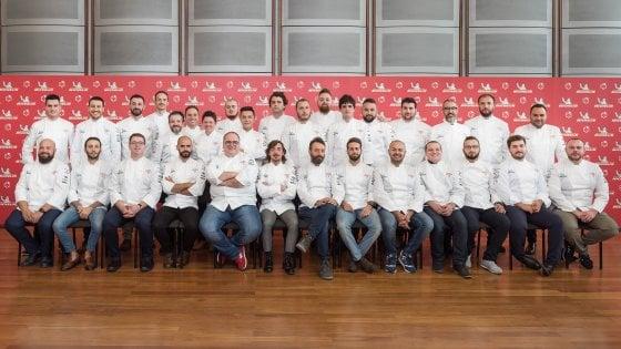 La Credenza Michelin : Guida michelin 2019: tutte le stelle regione per repubblica.it