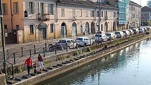 Milano vista dai navigli