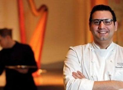 Guida Michelin 2019: Emanuele Petrosino è il Giovane chef dell'anno