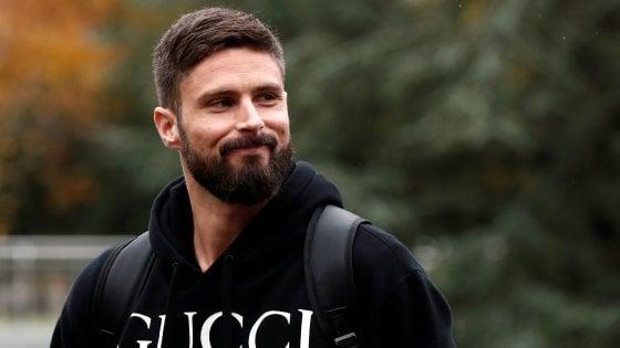"""Giroud: """"Nel calcio è impossibile dichiararsi omosessuali"""""""