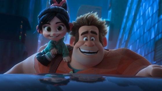 Ralph Spaccatutto è Tornato Il Cartoon Disney Di Capodanno Naviga