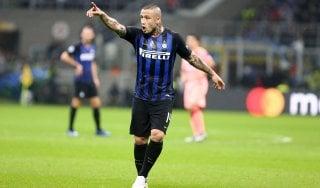 Inter, a gennaio niente rivoluzioni. Nainggolan verso il recupero