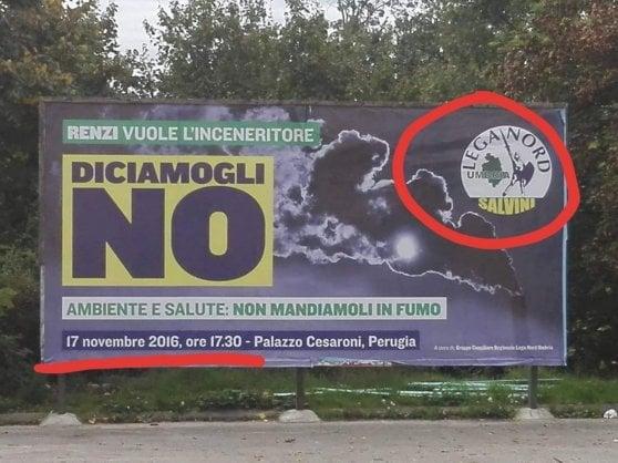 Inceneritori, quando Salvini si batteva per fermarli