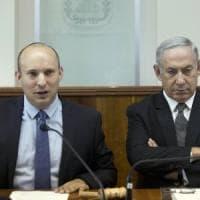 Israele, Netanyahu incontra Bennett, ipotesi di elezioni anticipate