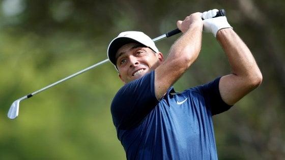 Golf, Dp World Tour Championship 2018: Molinari diventa il miglior giocatore d'Europa