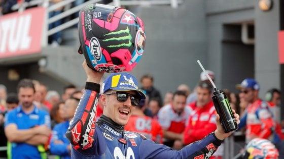 MotoGp, Valencia: Vinales in pole, Dovizioso terzo. Rossi solo sedicesimo