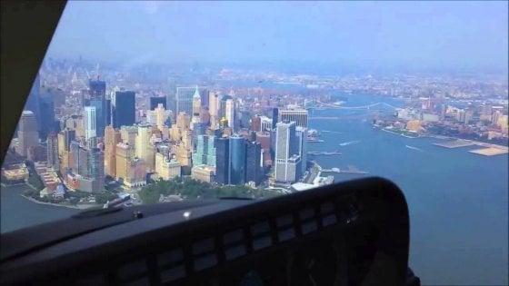 Amazon avrà un eliporto nel suo quartier generale a New York