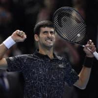Djokovic all'ultima salita