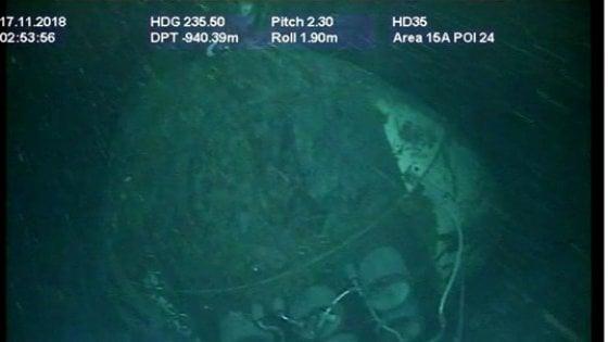 Argentina, ritrovato il sottomarino affondato un anno fa: 44 morti