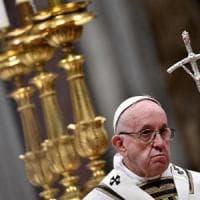 """Papa Francesco: """"Il grido dei poveri sempre più forte ma è sovrastato dal frastuono dei..."""