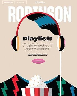 Nuovo Cinema Robinson: sfoglia le 100 playlist d'autore