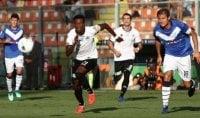 Spezia, tris al Benevento In gol i gemelli Ricci